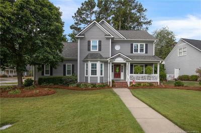 Fayetteville Single Family Home For Sale: 2905 Rosecroft Drive