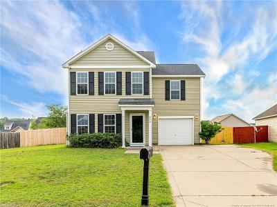 Hoke County Single Family Home For Sale: 439 Cape Fear Road