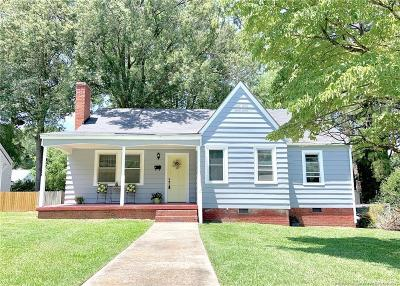Fayetteville Single Family Home For Sale: 511 Glenville Avenue