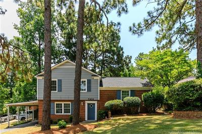 Fayetteville Single Family Home Active Under Contract: 5414 Rodwell Road