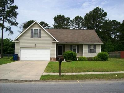 Raeford  Single Family Home For Sale: 114 Belle Boyd Drive