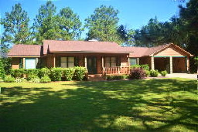 Southern Pines NC Single Family Home For Sale: $250,000
