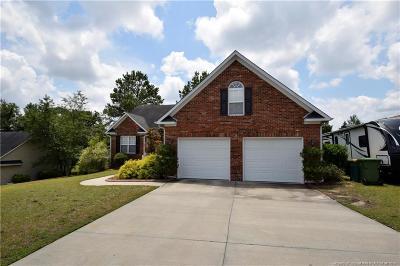Hope Mills Single Family Home For Sale: 5411 Arnette Road