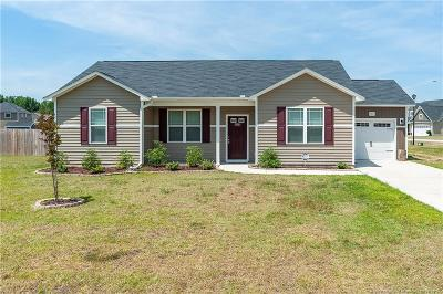 Parkton Single Family Home For Sale: 1411 Homeland Drive