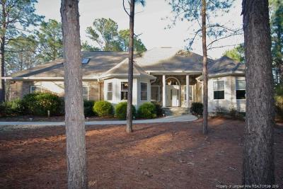 Moore County Single Family Home For Sale: 670 Bald Eagle Drive