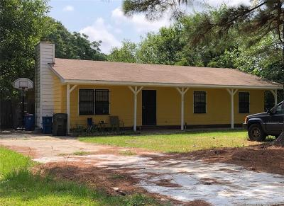 Fayetteville Single Family Home For Sale: 2195 Delta Drive