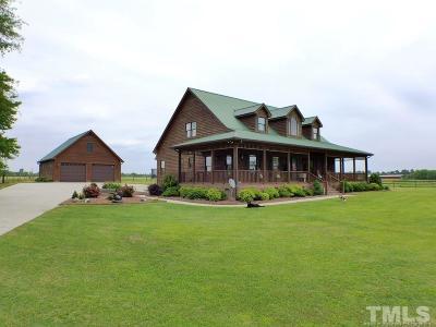 Harnett County Single Family Home For Sale: 370 Bryan McLamb Lane