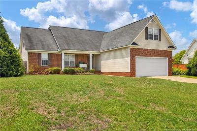 Fayetteville Single Family Home For Sale: 1310 Aztek Place