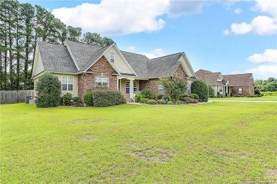Hope Mills Single Family Home For Sale: 2217 Taylor Made Drive