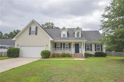 Fayetteville Single Family Home For Sale: 2504 Canford Lane