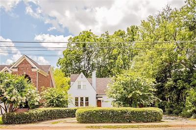 Fayetteville Single Family Home For Sale: 1705 Fort Bragg Road