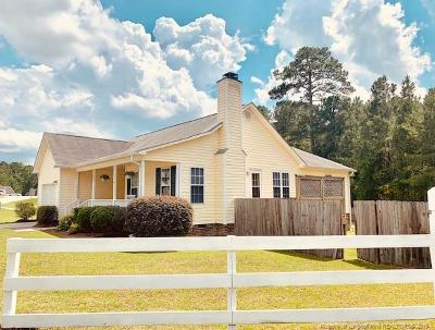Fayetteville Single Family Home For Sale: 895 Ridge Road
