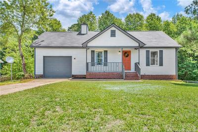 Fayetteville Single Family Home For Sale: 6808 Buttermere Drive