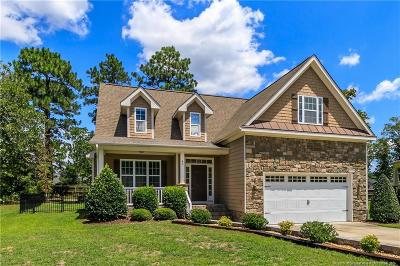 Harnett County Single Family Home For Sale: 43 Skipping Pines Court