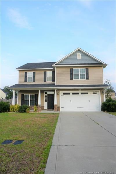 Fayetteville Single Family Home For Sale: 4030 Watford Way