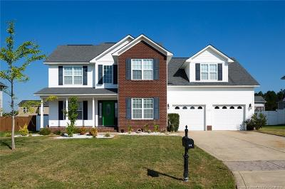 Harnett County Single Family Home For Sale: 44 Battery Way