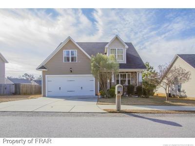 Fayetteville Single Family Home For Sale: 1713 Rock Creek Lane