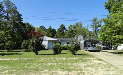 Fayetteville Single Family Home For Sale: 3290, 3270 King Charles Road