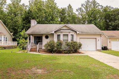 Fayetteville Single Family Home For Sale: 2431 Silverbell Loop