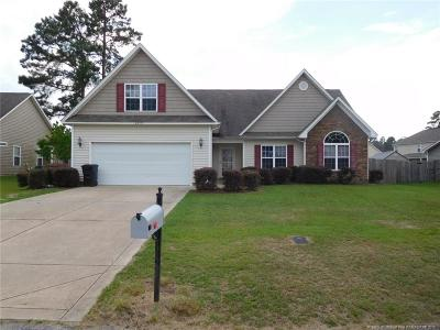 Fayetteville Single Family Home For Sale: 2815 Whitehouse Lane