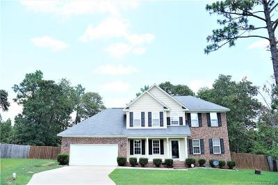 Harnett County Single Family Home For Sale: 235 Union Circle
