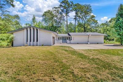 Hoke County Single Family Home For Sale: 8233 Saint Pauls Road