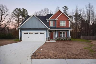 Hoke County Single Family Home For Sale: 442 Walton Heath (Lot 157) Drive