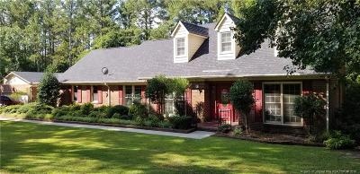 Hope Mills Single Family Home For Sale: 5326 Ole Cypress Springs Road