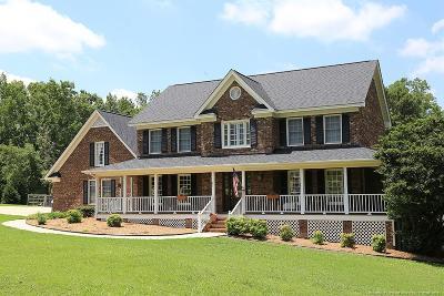 Harnett County Single Family Home For Sale: 95 Holly Ridge