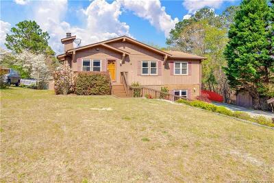 Harnett County Single Family Home For Sale: 51 Peacock Road
