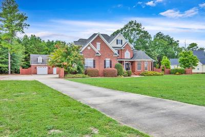 Fayetteville Single Family Home For Sale: 1223 Baywood Road