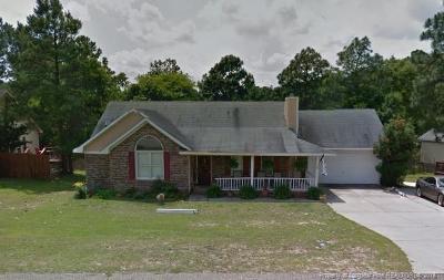 Hope Mills Rental For Rent: 5312 Blanchette Street