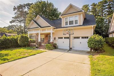 Fayetteville Single Family Home For Sale: 1408 Jordan Street