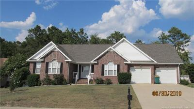 Fayetteville Single Family Home For Sale: 3225 Lillian Place