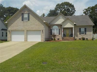 Fayetteville Single Family Home For Sale: 3636 Abernathy Drive