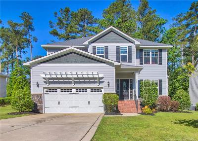 Harnett County Single Family Home For Sale: 245 Heather Brook Circle