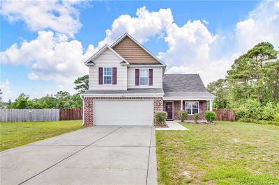 Fayetteville Single Family Home For Sale: 1325 Anhinga Court