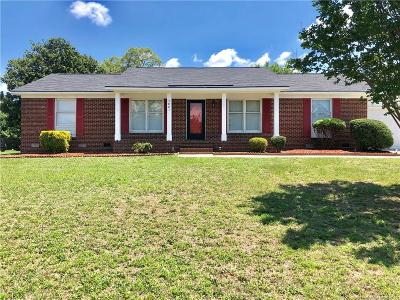 Fayetteville NC Single Family Home For Sale: $139,710