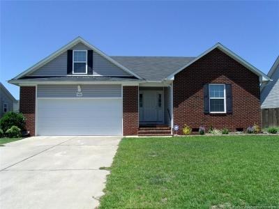 Fayetteville Rental For Rent: 3026 Totley Drive