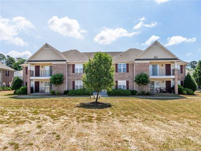 Fayetteville Condo/Townhouse For Sale: 1731 Renwick Drive #101