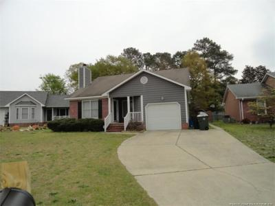 Fayetteville Rental For Rent: 6325 Rhemish Drive
