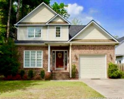 Fayetteville Single Family Home For Sale: 2204 Westdale Drive