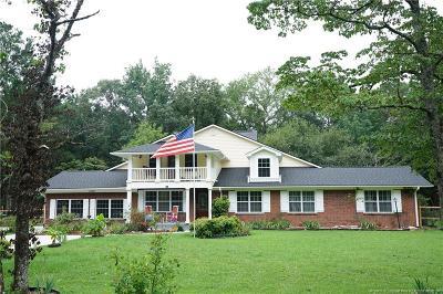 Hoke County Single Family Home For Sale: 2136 Lindsay Road