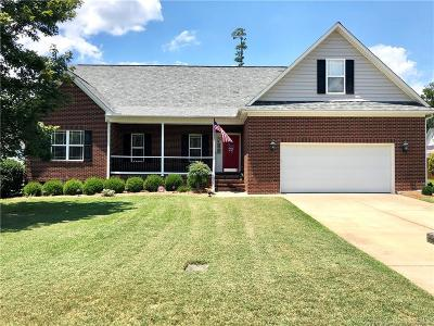 Fayetteville NC Single Family Home For Sale: $209,000