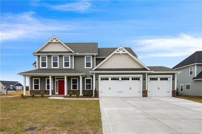 Fayetteville NC Single Family Home For Sale: $359,900