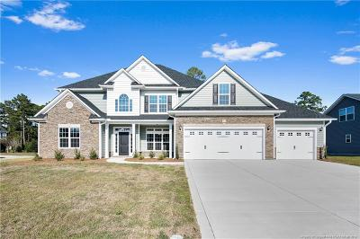 Fayetteville Single Family Home For Sale: 3301 Burberry Drive (Lot 52) Drive