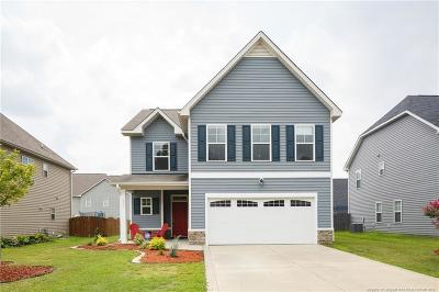 Hope Mills Single Family Home For Sale: 316 Derby Lane