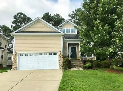 Harnett County Single Family Home For Sale: 187 Lamplighter Way