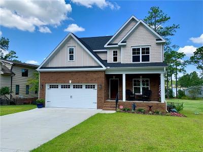 Harnett County Single Family Home For Sale: 358 Lakeside Lane