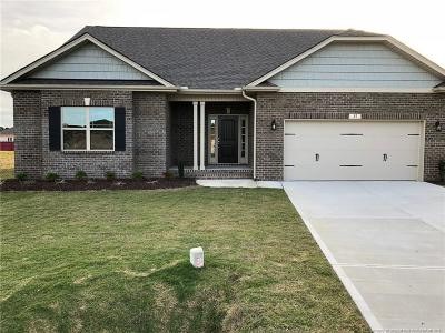 Harnett County Single Family Home For Sale: 84 Woodwater Circle